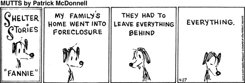 Shelter Stories by Mutts Comics
