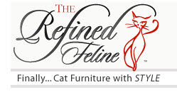 refined feline cat furniture with style